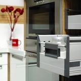 Cocina de Funcional Imagen de archivo