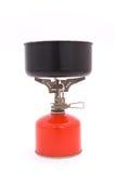 Cocina de gas Foto de archivo libre de regalías