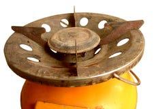 Cocina de gas portátil Fotografía de archivo libre de regalías