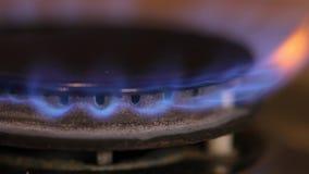 Cocina de gas que se gira metrajes