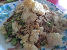 Cocina de la comida de Tam del som de Tailandia Foto de archivo libre de regalías