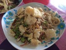Cocina de la comida de Tam del som de Tailandia Fotos de archivo