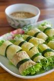 Cocina de Vietnames Fotografía de archivo libre de regalías