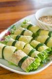 Cocina de Vietnames Fotos de archivo