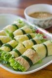 Cocina de Vietnames Foto de archivo libre de regalías