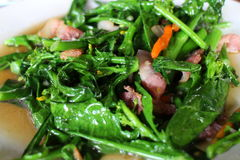 Cocina de Yunnan Fotos de archivo libres de regalías