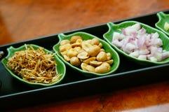 Cocina deliciosa de Tailandia Imagen de archivo