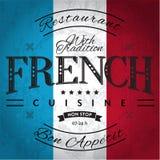 Cocina francesa Libre Illustration