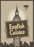 Cocina inglesa Fotos de archivo libres de regalías