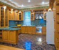 Cocina interior Foto de archivo