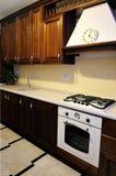 Cocina interior Imagen de archivo