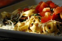 Cocina italiana de Pesto Imagenes de archivo