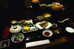 Cocina japonesa Foto de archivo