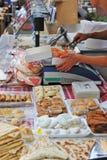 Cocina libanesa Fotografía de archivo