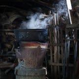 Cocina local Fotografía de archivo