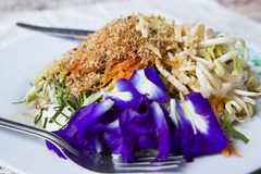 Cocina tailandesa imagen de archivo libre de regalías