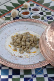 Cocina turca Imagen de archivo libre de regalías