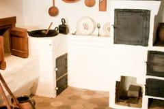 Cocina vieja Imagen de archivo libre de regalías