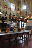 Cocina vieja Fotografía de archivo