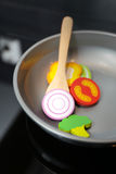 Cocinar Imagen de archivo libre de regalías