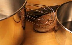 Cocinar ayudas Foto de archivo libre de regalías