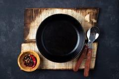 Cocinar concepto del fondo foto de archivo