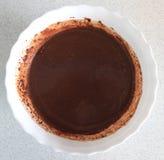 Cocinar la patata de la torta Paso cuatro Imágenes de archivo libres de regalías