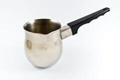 Cocinar los potes de café o de té Imágenes de archivo libres de regalías