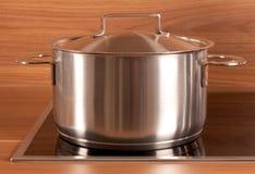 Cocinemos Imagen de archivo libre de regalías