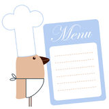 Cocinero Imagenes de archivo
