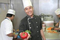 Cocinero Foto de archivo