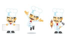 Cocinero 1 Imagen de archivo libre de regalías