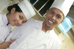 Cocinero Fotos de archivo