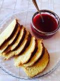 Cocinero de la abuela delicioso Foto de archivo libre de regalías