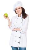 Cocinero de la mujer Imagen de archivo