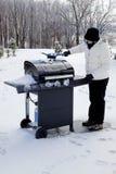 Cocinero del invierno imágenes de archivo libres de regalías