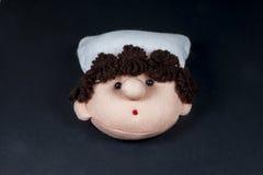 Cocinero Doll On Fotos de archivo