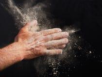 Cocinero Hand Foto de archivo