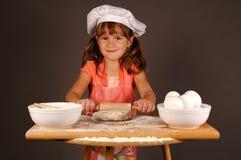 Cocinero joven imagen de archivo libre de regalías