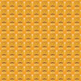 Cocinero Pattern Background Imagen de archivo