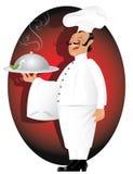 Cocinero profesional Imágenes de archivo libres de regalías