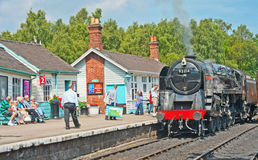 of the North at Grosmont Stock Photos