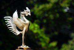 Cock sculpture Stock Photos
