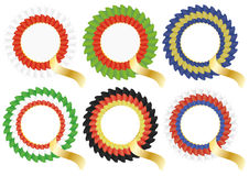 Cockade Royalty Free Stock Photos