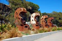 Cockatoo Island, Sydney, NSW, Australia. Stock Images