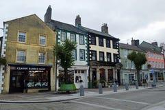 Free Cockermouth Market Place, Cumbria, UK Royalty Free Stock Photos - 125176458
