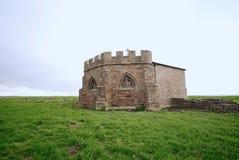 Cockersand opactwo w zachodnim Lancashire fotografia stock