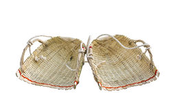 Cockle Shell Basket Stock Image