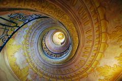 Cockle stairs Stock Photography