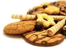 cockolate μπισκότα Στοκ φωτογραφία με δικαίωμα ελεύθερης χρήσης